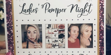 Ladies Pamper Evening tickets