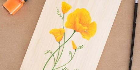 Makers Workshop: Painting on Wood  tickets