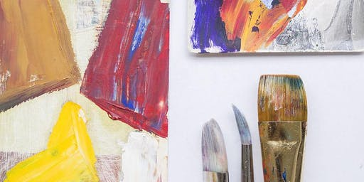 Makers Workshop: Abstract Painting