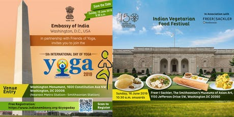 5th International Day of Yoga tickets