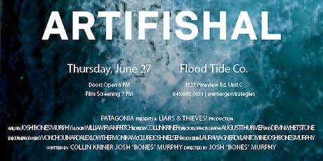 Patagonia's ARTIFISHAL Film Screening tickets