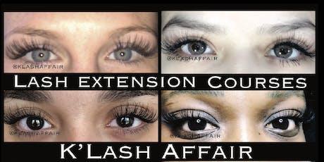 Austin Eyelash Extension Course tickets