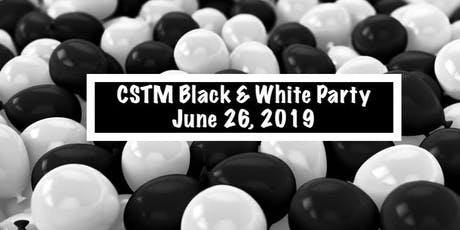 CSTM Black & White Party tickets