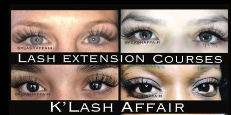 Houston Eyelash Extension Course tickets
