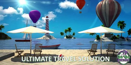 ULTIMATE TRAVEL SOLUTION TOUR BAY AREA 2 tickets