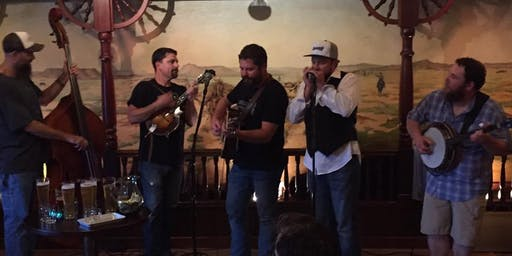 Stockyards Brewing Co. tap takeover w/ Konza Swamp Band