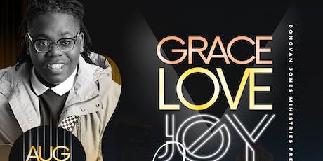 Grace Love Joy Jesus tickets