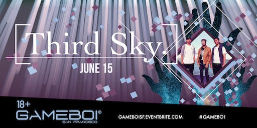GameBoi SF - Third Sky at Origin, 18+