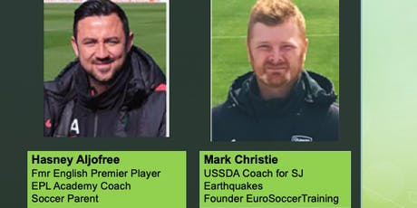 Be a Soccer Star: Tips from an English Premier League Coach, Pro & Parent tickets