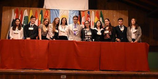 3° capacitación del MNU del Instituto Leonardo Murialdo