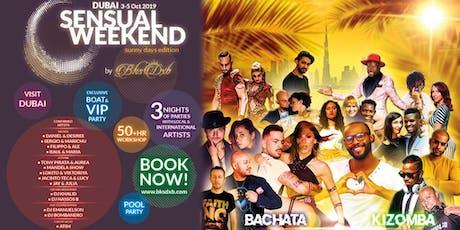 Dubai Sensual Weekend - Sunny Days Edition tickets