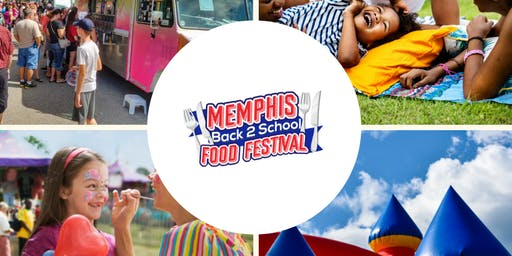 Memphis Back 2 School Food Festival