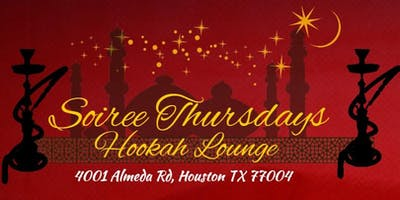 Soiree Thursday's Hookah Lounge