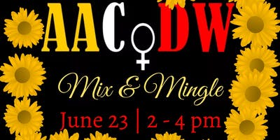 AACoDW Mix & Mingle