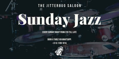 Sunday Live Jazz at The Jitterbug Saloon
