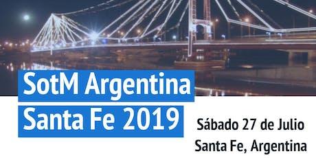 State of the Map Argentina - Santa Fe 2019 entradas