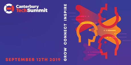 Canterbury Tech Summit 2019 tickets