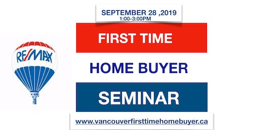 18th Annual First Time Home Buyer Seminar