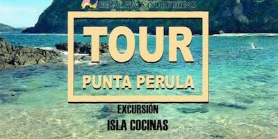 Tour ***** Perula - Excursión Isla Cocinas