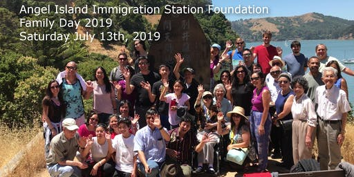 Angel Island Immigration Station Foundation Family Day 2019