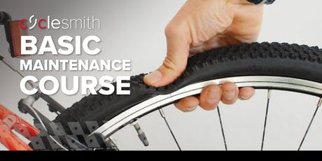 Basic Maintenance Clinics tickets
