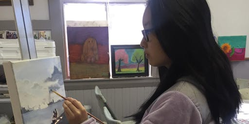 Summer Camp: Learn to Draw & Paint Instructor Yael Kolbech (Children's Class)
