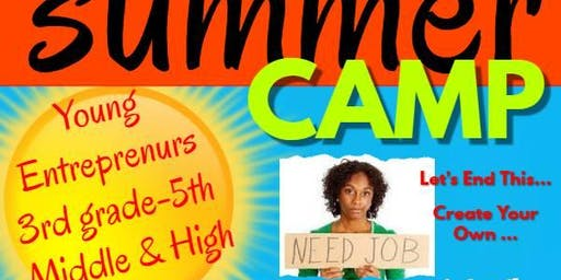 Young Entrepreneurship Summer Camp