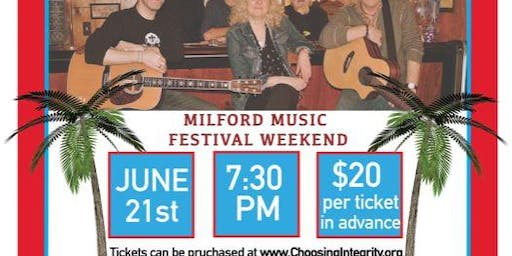 461 Clapton Blvd at Milford Music Festival