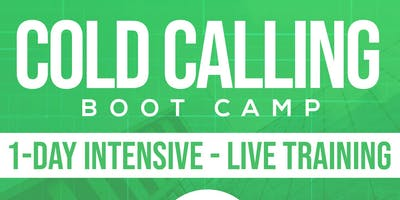 Cold Calling 1-Day Bootcamp June 26th San Francisco