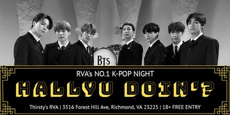 Hallyu Doin'? tickets