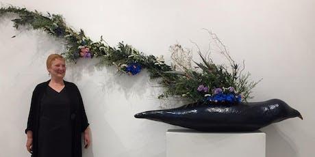The Artist's Salon - Jane Lennon, papier mache extraordinaire tickets