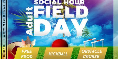 Social Hour (ADULT FIELD DAY) tickets