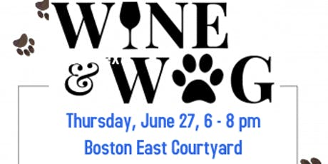 Wine and Wags tickets