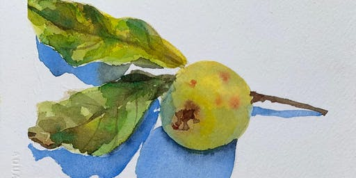Introduction to Watercolor Painting with Virginia Pierce