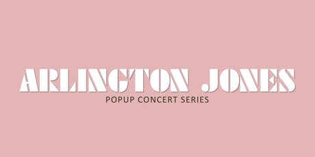 Arlington Jones Presents: Bonsoir la Musique tickets