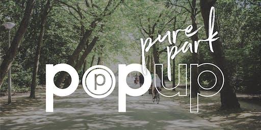 Pure Barre + Pups Pop Up