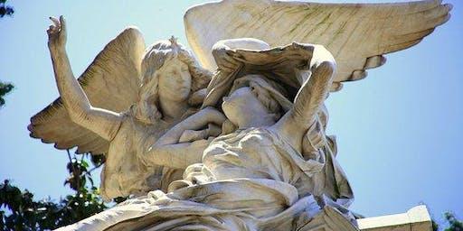Cementerio de la Recoleta: Historias y personajes en castellano