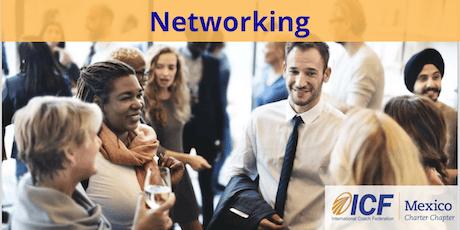 Networking ICF - Comunidad de Coaches boletos