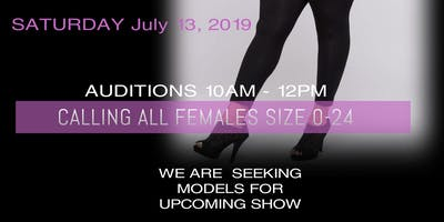 Kurvacious Model Open Call