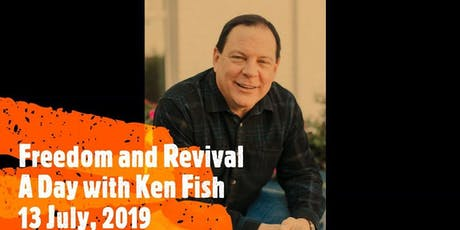 Freedom and Revival: A Day with Ken Fish tickets