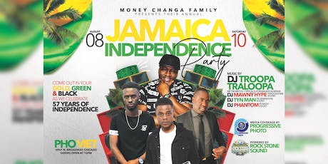 Jamaica Independence Party Chicago 2019 tickets