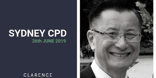 Sydney CPD - The Art of Drafting Affidavits with Jeffrey Choy