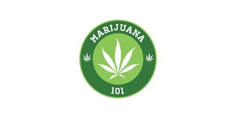 Marijuana 101: Grow Basics tickets