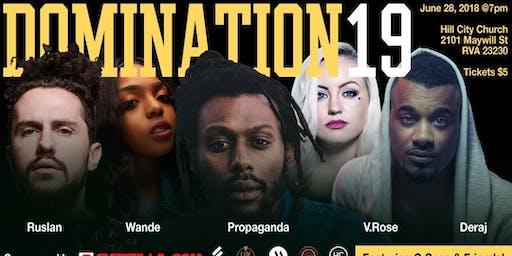 Domination 2019