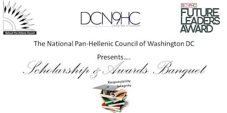 DCNPHC Scholarship & Awards Banquet tickets