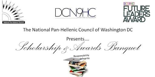DCNPHC Scholarship & Awards Banquet