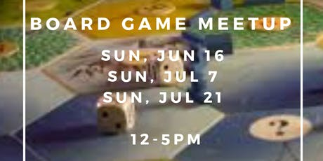 Board Game Meetup tickets
