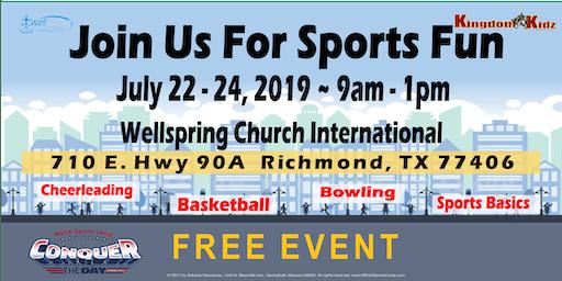 2019 Mega Sports Camp