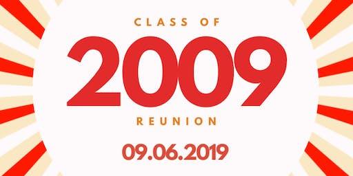 Everett High School 10 Year Reunion