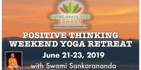 Positive Thinking Weekend Yoga Retreat tickets